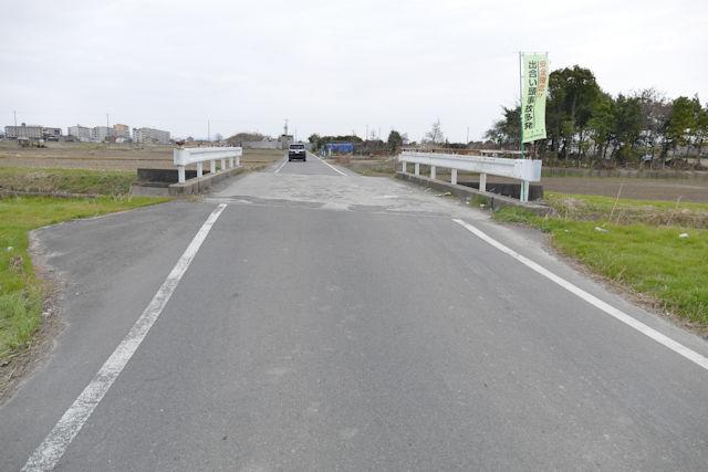 新幹線北の橋∞光堂川∞稲沢の橋∞こひつじの家