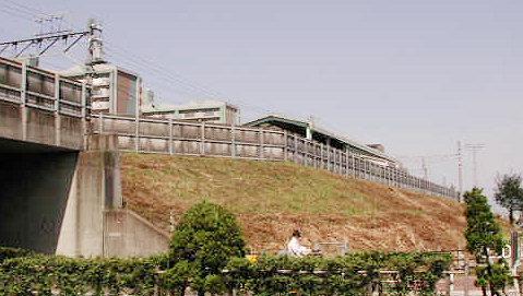 盛土 - 鉄道用語 - こひつじの家